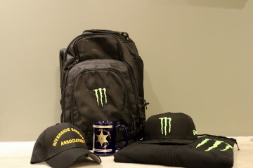 Got your Six - Monster Energy and RSA gear GIVEAWAY!